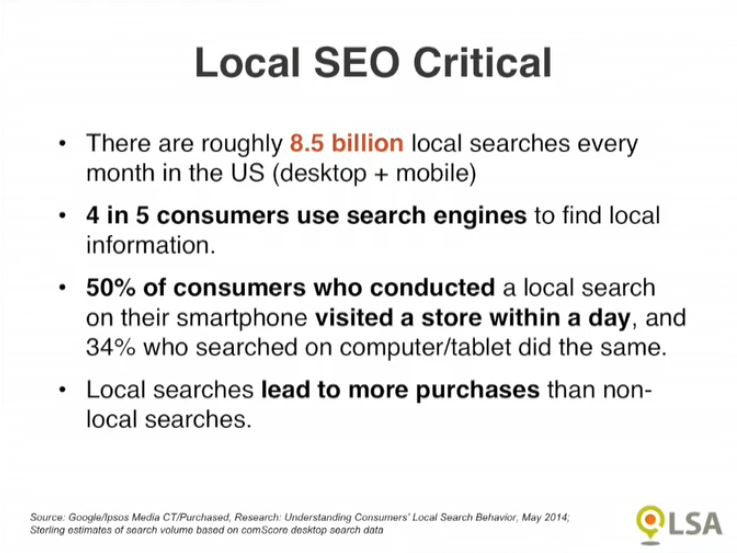 Local SEO | Why SEO Is Important For Small Businesses | Four Peaks SEO