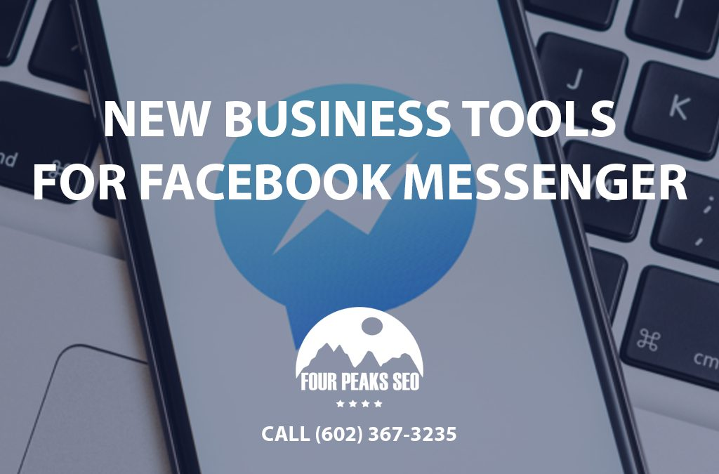 Facebook Messenger Unveils New Business Tools