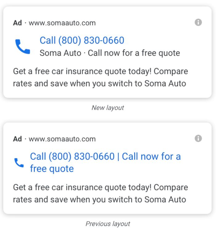 New Google Ads Call-Only Ads Help Drive Higher Quality Leads - Image Credit Search Engine Journal