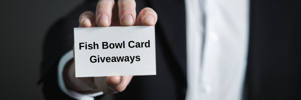 Business Card Giveaways - Four Peaks SEO