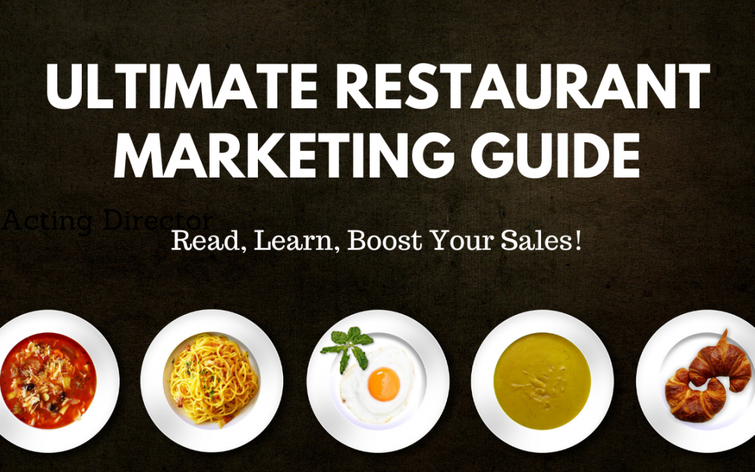 25+ Restaurant Marketing Ideas & More