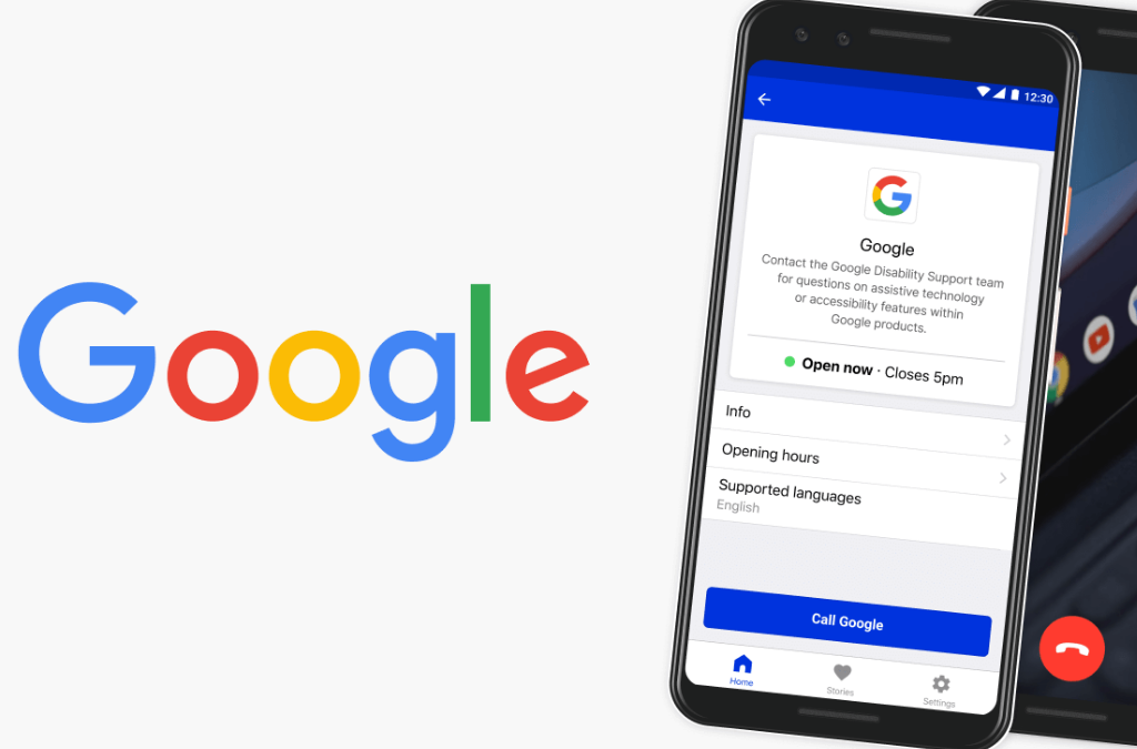 Google Disability Support now includes American Sign Language