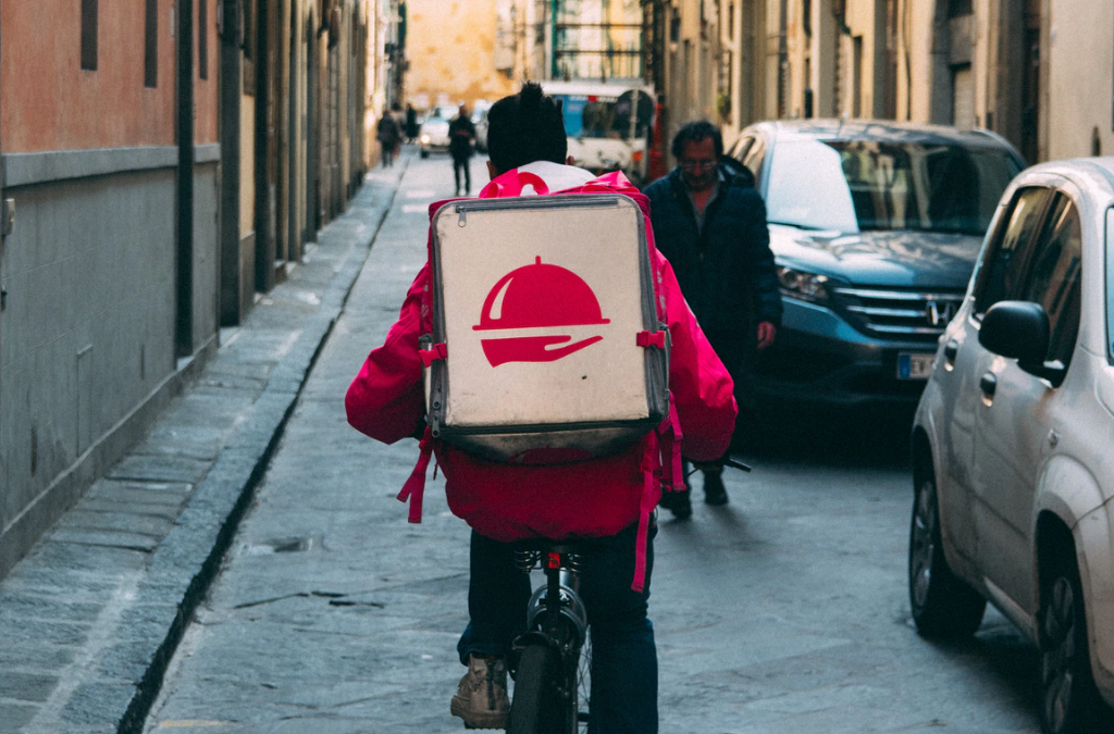 Restaurant Marketing Tip #12: Partner Up With Delivery Services
