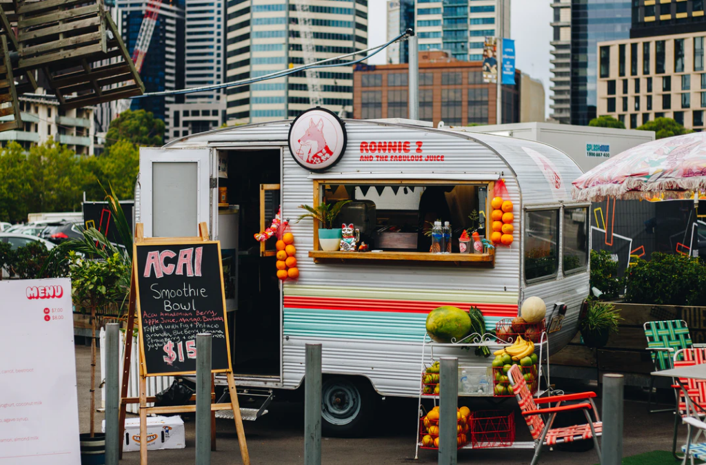 Restaurant Marketing Tip #14 – Get A Food Truck