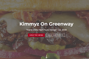 Latest Project - Kimmyz on Greenway in Glendale, Arizona by Four Peaks SEO